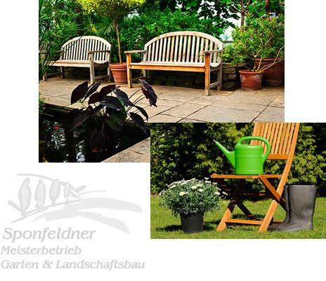 garten und landschaftsbau sponfeldner impressum. Black Bedroom Furniture Sets. Home Design Ideas